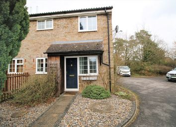 Thumbnail 1 bed terraced house to rent in Larchwood, Chineham, Basingstoke