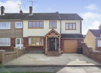 The Gardens, Brentwood CM15. 4 bed semi-detached house for sale