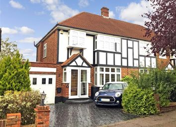 Thumbnail Semi-detached house for sale in Chigwell Park Drive, Chigwell, Essex
