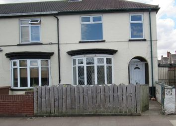 Thumbnail 3 bed terraced house to rent in Harrington Street, Cleethorpes