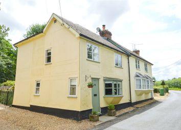 Thumbnail 3 bed detached house for sale in Maple Lane, Radwinter, Nr Saffron Walden, Essex