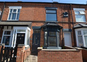 Thumbnail 2 bed terraced house for sale in Clifford Street, Wigston