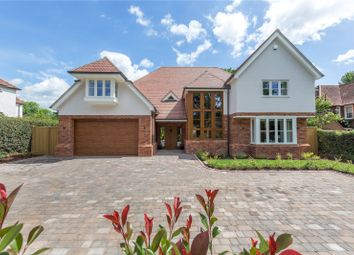 Thumbnail 6 bed detached house for sale in Bull Lane, Chalfont St. Peter, Gerrards Cross, Buckinghamshire