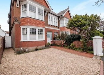 Thumbnail 4 bed semi-detached house for sale in Church Walk, Worthing, West Sussex