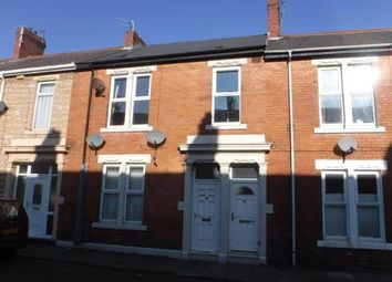 Thumbnail 2 bed flat for sale in 84 Beaumont Street, Blyth, Northumberland