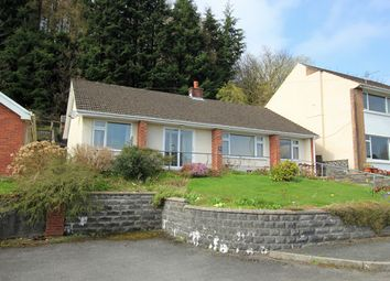 Thumbnail 3 bed detached bungalow for sale in Hafod Cwnin, Carmarthen, Carmarthenshire
