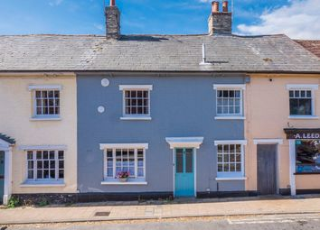 Thumbnail 3 bed cottage for sale in Boxford, Sudbury, Suffolk