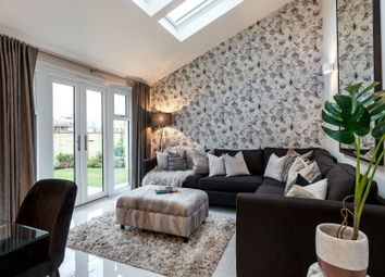 "Thumbnail 4 bed detached house for sale in ""The Osterley"" at Mill Lane, Chinnor"