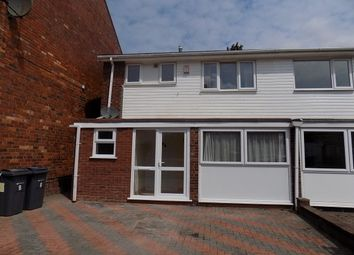 Thumbnail 5 bed property to rent in Carlyle Road, Edgbaston, Birmingham