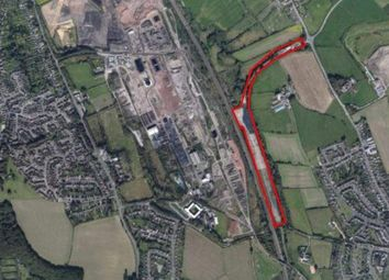 Thumbnail Land to let in Land At The Old Coal Yard, North Wingfield Road, Grassmoor