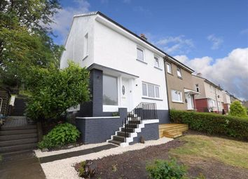 Thumbnail 3 bed semi-detached house for sale in Huntly Terrace, Paisley