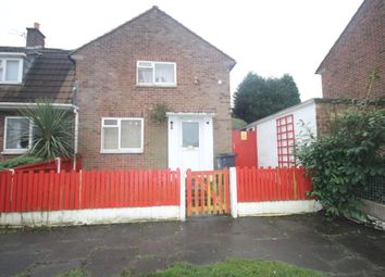 Thumbnail 2 bedroom end terrace house for sale in Hockley Farm Road, Leicester
