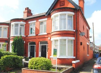 Thumbnail 4 bed flat for sale in Heathfield Road, Wavertree, Liverpool