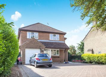 Thumbnail 4 bed detached house for sale in Doddington Road, Benwick, March