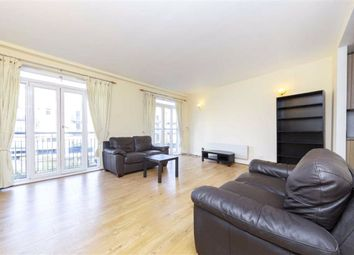 Thumbnail 3 bed flat to rent in Dundee Wharf, 100 Three Colt Street, London