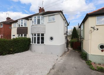 Thumbnail 3 bed semi-detached house for sale in Foxwood Avenue, Sheffield