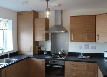 Thumbnail 3 bed town house for sale in Crow Trees Lane, Bowburn, County Durham