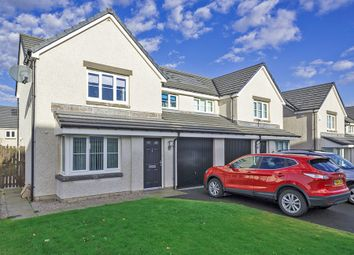 Thumbnail 3 bedroom semi-detached house for sale in Burnside Park, Dyce, Aberdeen