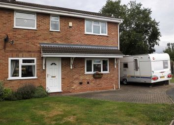 Thumbnail 3 bed semi-detached house for sale in Broadlands, Burton On Trent, Staffs