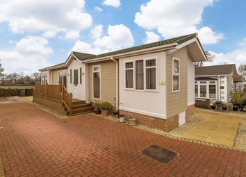 Thumbnail 2 bed mobile/park home for sale in 7 Oak, Monks Muir Park, Haddington