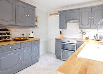 Thumbnail 3 bed detached house to rent in Roe Close, Stotfold, Hitchin