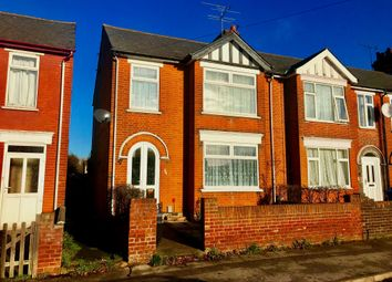 Thumbnail 3 bedroom end terrace house for sale in Powling Road, Ipswich