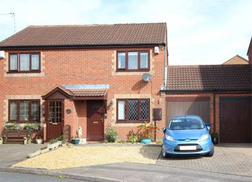 Thumbnail 2 bed semi-detached house for sale in Willowbank, Fazeley, Tamworth, Staffordshire