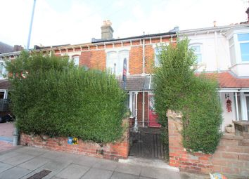 Thumbnail 3 bed terraced house for sale in Queens Road, Portsmouth