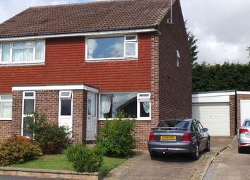 Thumbnail 2 bed semi-detached house to rent in Vivian Close, Gonerby Hill Foot, Grantham