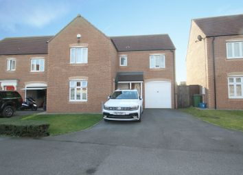 Thumbnail 4 bed detached house for sale in Hill View, Stockton-On-Tees, Cleveland