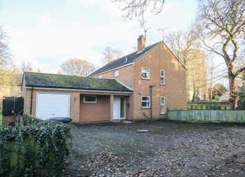Thumbnail 4 bed detached house for sale in Church Lane, Haddenham, Ely