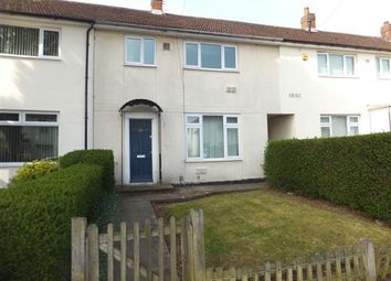 Thumbnail 2 bed terraced house to rent in Hazeldene Road, Sheldon, Birmingham