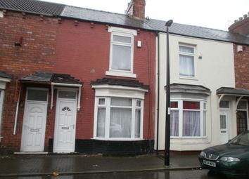 Thumbnail 2 bed terraced house to rent in Warwick Street, Middlesbrough TS1, Middlesbrough,