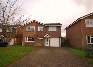 Thumbnail 4 bed detached house for sale in Beckets Way, Framfield, Uckfield, East Sussex