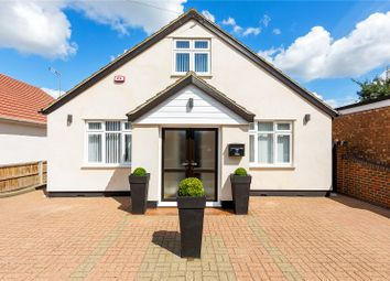 Thumbnail 4 bed detached bungalow for sale in Edison Avenue, Hornchurch