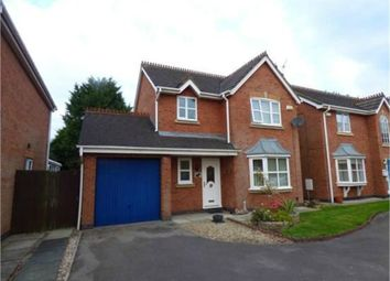 Thumbnail 3 bed detached house for sale in Foxglove Close, Hesketh Bank, Preston, Lancashire