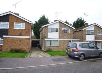 Thumbnail 4 bedroom property to rent in Needham Road, Luton