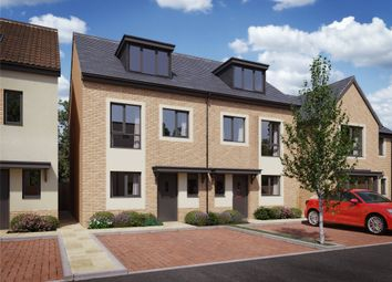 Thumbnail 4 bed end terrace house for sale in Plot 10 The Aralon, Strawberry Fields, Yatton, Bristol, Somerset