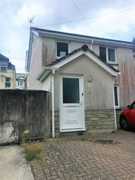 Thumbnail 2 bed end terrace house to rent in St. Mewan Lane, Trewoon, St. Austell
