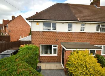 Thumbnail 2 bed terraced house for sale in Hastings Road, Kingsthorpe, Northampton