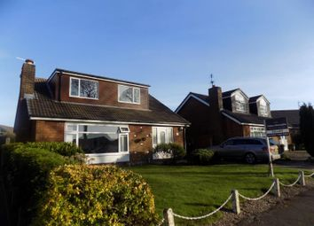 Thumbnail 3 bed detached bungalow to rent in Cranwell Avenue, Culcheth