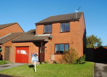 Thumbnail Detached house to rent in Oak Meadow, Lydney