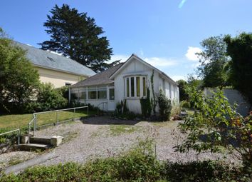 Thumbnail 2 bed detached bungalow for sale in Furzehatt Road, Plymouth, Devon
