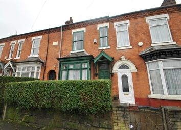 Thumbnail 2 bed terraced house for sale in Springfield Road, Kings Heath, Birmingham