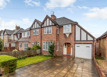 Thumbnail 3 bed semi-detached house for sale in Kenley Road, Norbiton, Kingston Upon Thames