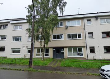 Thumbnail 2 bedroom flat for sale in Linnhead Drive, Glasgow