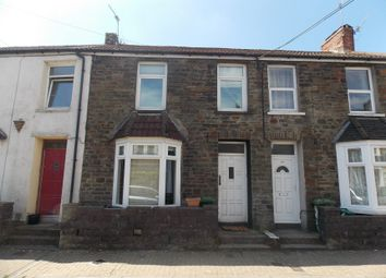 Thumbnail 2 bed terraced house for sale in 163 Wood Road, Pontypridd, Rhondda Cynon Taff