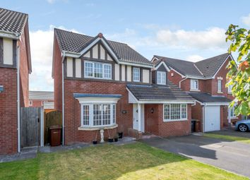 Thumbnail 4 bed detached house for sale in Parker Leighton Way, Oswestry, Shropshire