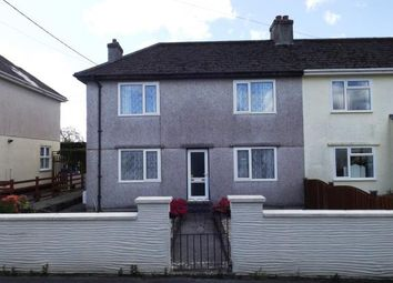 Thumbnail 3 bed semi-detached house for sale in Tywardreath, Par, Cornwall