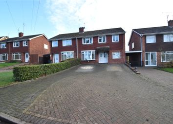 Thumbnail 4 bed semi-detached house for sale in Northwick Road, Claines, Worcestershire